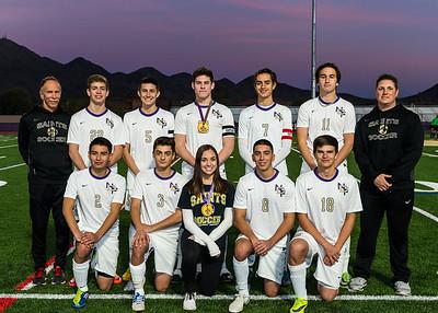 Boys Soccer 2016 SENIOR NIGHT PRESENTATIONS