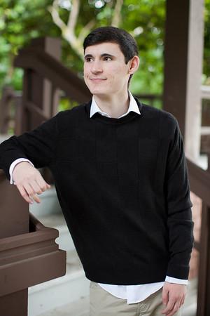 Gabriel - Senior Pics