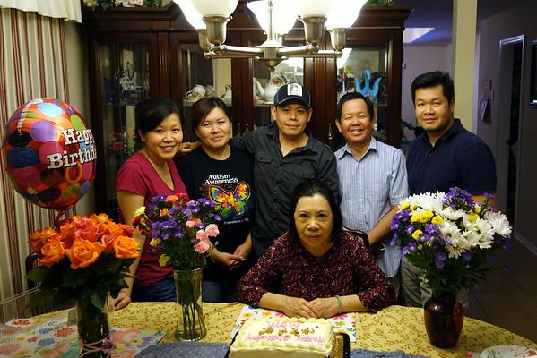 Hoa Huynh 64th Birthday
