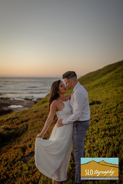 Mia+Tristan ~ Engaged