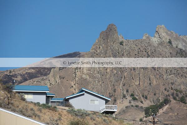 Wenatchee Saddlerock Fire