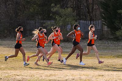 Girls XC v West Potomac 3/10/21