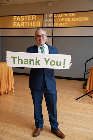 2019 Faculty-Staff Donor Appreciation Reception