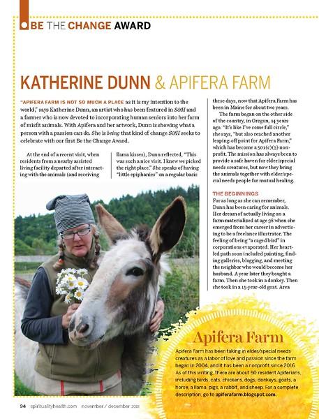 Dunn Apifera Be The Change Petersen p1.jpg