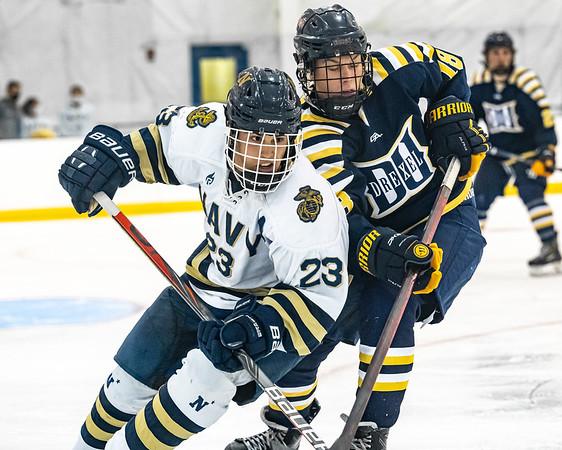 NAVY Men's Ice Hockey vs Drexel (10/01/2021)