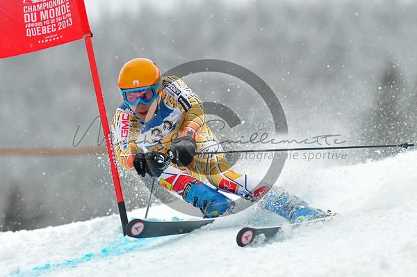 Slalom Géant U-16 | Massif de Charlevoix