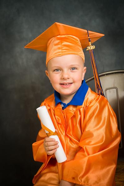 Milo Graduation
