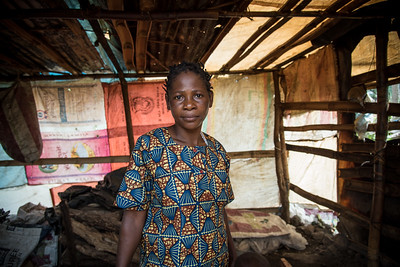 Press album: Jan Egeland in Cameroon