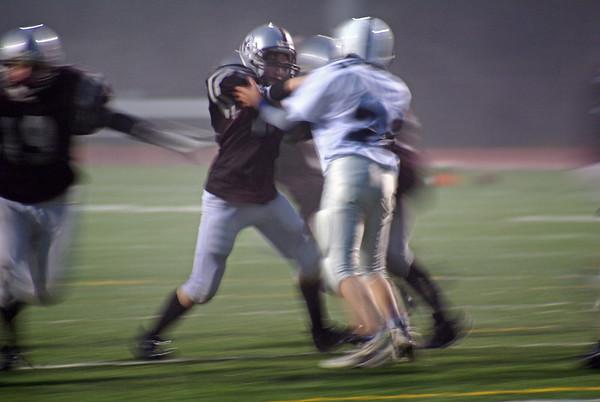 Millis Freshman Football vs. Medway Freshman 11/20