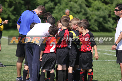 9u Elmont S.A. JIGS Roma vs. Syosset S.C. United