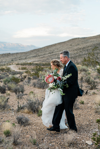 Mt. Charleston, Las Vegas Intimate Wedding | Kristen Kay Photography-25.jpg