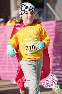 2019 Fall Girls on the Run of South Central Wisconsin