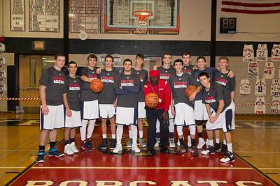 2.1.16 BHHS Varsity Basketball vs Pelham