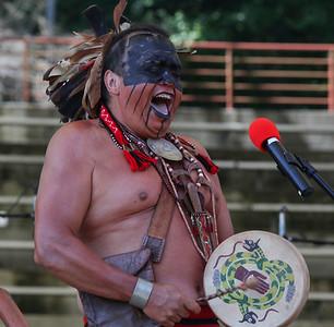 Cherokee Cultural Eclipse Celebration 8-21-17