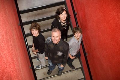 Metcalf Family 2009