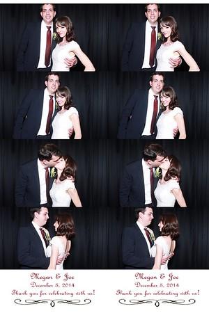 Megan and Joe's Photo Booth Pics