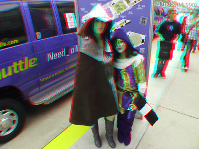 SDCC 2012 Saturday Anaglyph