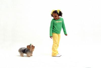 Makayla and Daisy