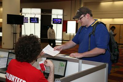 Registration & Cyber Cafe