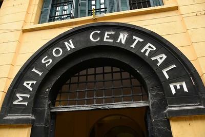 'Hanoi Hilton' prison museum, 2018