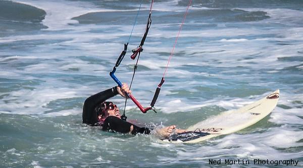 Florida Kite Surfing