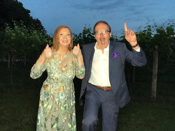 Mariel & John