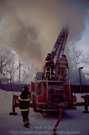 Eastchester NY, 2nd Alm house explosion, 02-XX-94