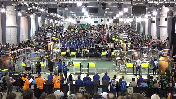 Greater Kansas City Regional - Match Videos