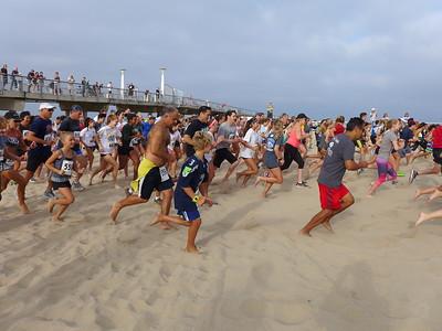 2015 Dick Fitzgerald 2-Mile Beach Run