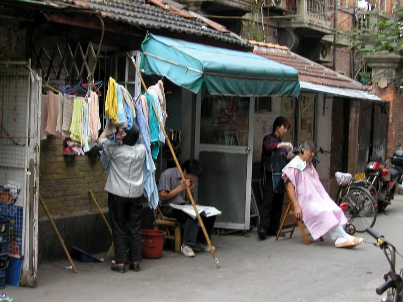 local hair cut shop