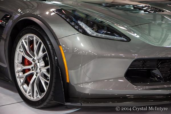 Sacramento International Auto Show 2014