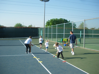 March 26th ~ Jump-rope drive & Tennis Clinic