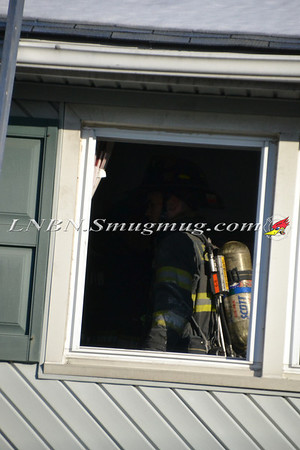 Levittown F.D. House Fire 99 Jerusalem Avenue