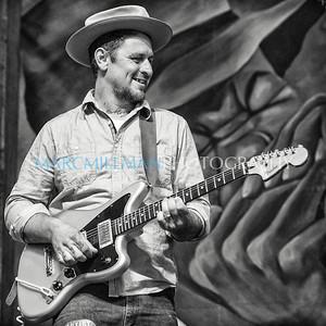 Eric Lindell @ Blues Tent (Sat 5/4/13)