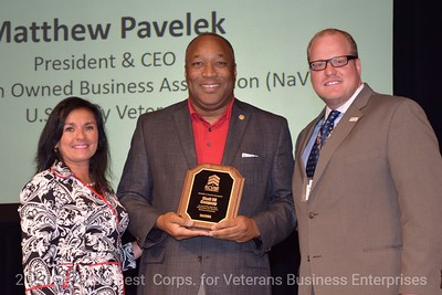 2017 NaVOBA Veteran's Business Luncheon & Awards
