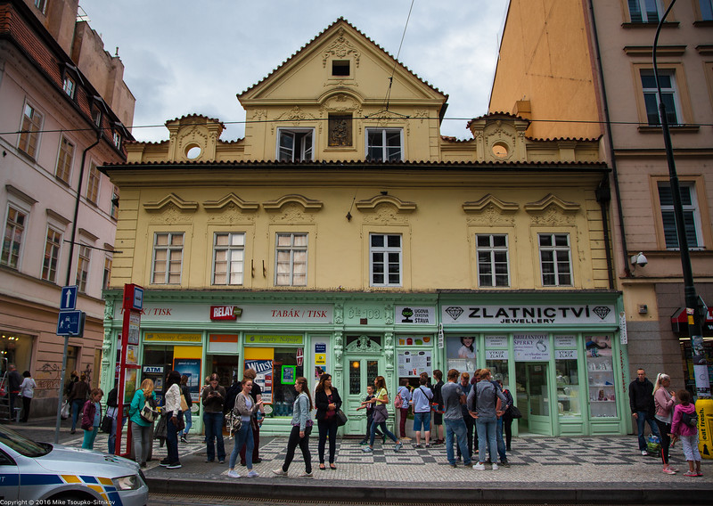 Prague - The New Town