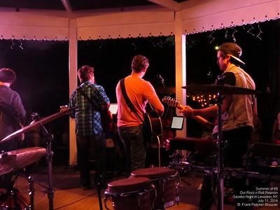Gazebo, Gary Baker Band 3, July 11, 2014
