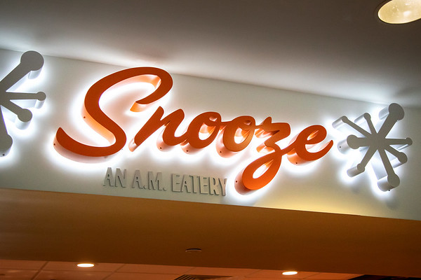 Snooze Grand Opening (June 2021)
