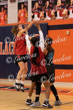 JV Basketball vs Siegel 1/25/20