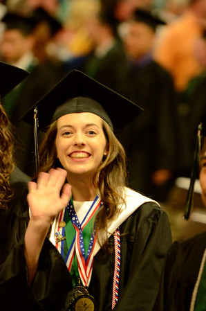 PHS 2015 Graduation - Candid Shots during ceremony
