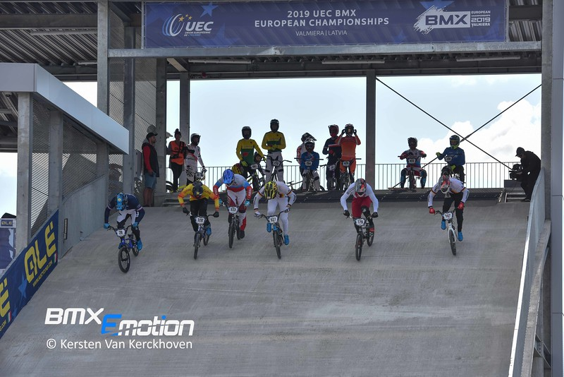 European Championships Valmiera - CHAMPIONSHIP - part 1