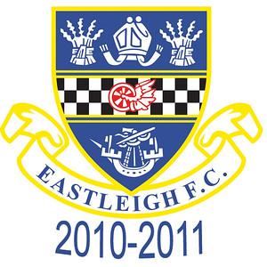 Eastleigh FC 2010 2011