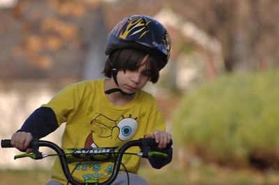New Bike and Skateboard