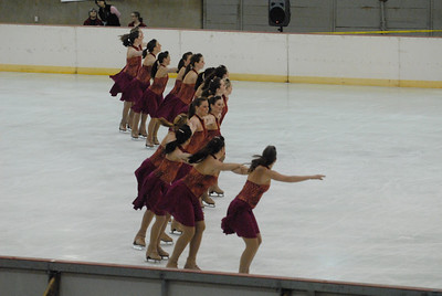 Midwestern and Pacific Synchronized Skating Championship