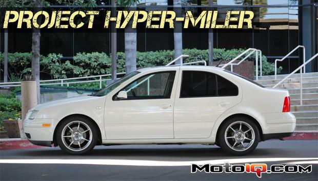 MotoIQ Project Hypermiler VW Jetta