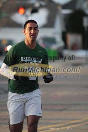1 Mile Finish - 2013 ShamRock n Roll