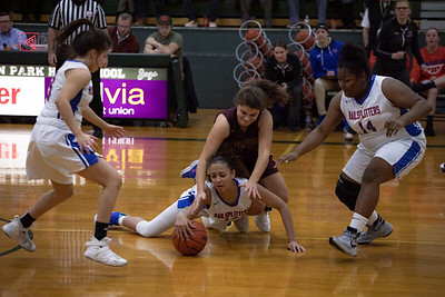 HS Sports - Riverview vs. Lincoln Park girls basketball