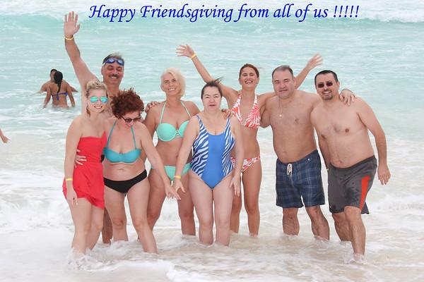 Cancun, Resort Activities - November, 2014