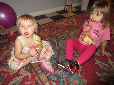 Azalea 2.7.19 Bike! Shoes! Poem!