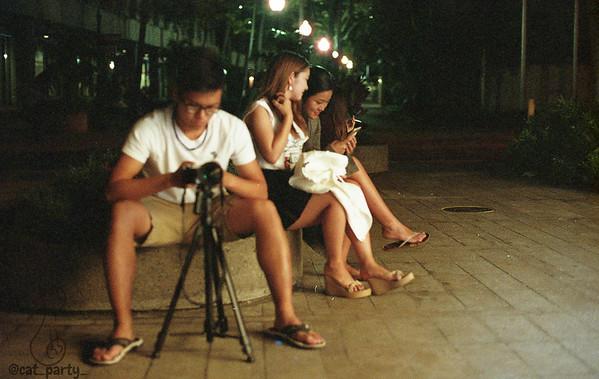 Canon A1 slr
